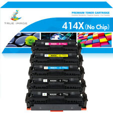 No Chip 414X W2020X Replacement Toner Compatible For HP LaserJet Pro M479 M454