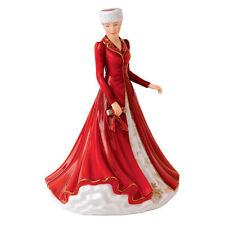 Royal Doulton Hallelujah Chorus Songs of Christmas Pretty Ladies NIB