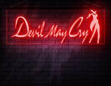 Devil May Cry Custom 600mmw X 200mmh Led Neon Sign