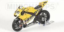 1:12 Minichamps Valentino Rossi Yamaha YZR M1 2005 Laguna Seca MotoGP RARE NEW