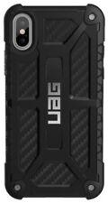 UAG Monarch Case  carbon  für Apple iPhone X (Mobiltelefontasche)