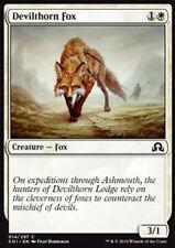 MTG 4x DEVILTHORN FOX - VOLPE DI SPINA DEL DIAVOLO - SOI - MAGIC