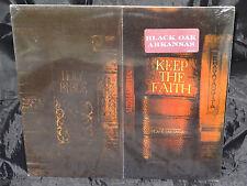 Black Oak Arkansas Keep The Faith SEALED ORIG 72 2 foldout flaps LP HYPE STICKER