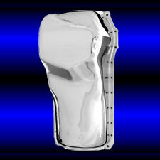 Chrome 351 Cleveland Oil Pan For Ford Cleveland 351 C 351 M and 400 M Engines