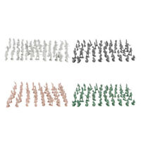 Army Base Set 400pcs 2cm Soldiers Toy Figures Military Sand Scene Accessory