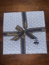 Brooks Brothers Light Blue Pocket Scarf / Handkerchief Brand New RRP £30 Cotton