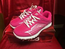 Pink Fila Running Shoes Rocket Fueled Girl's Size 5 Brand New In Box!