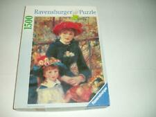 Renoir Ravensburger 1500Pc Jigsaw Puzzle On the Terrace