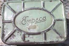 Vintage Empeco Metal Packing Corp. New York Bread Box FREE SHIPPING!