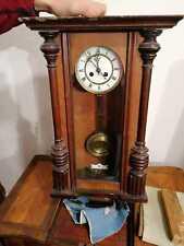 Antico orologio a pendolo epoca seconda meta 800