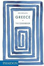 NEW Greece: The Cookbook by Vefa Alexiadou