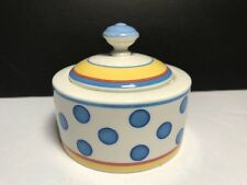 Villeroy & Boch TWIST-ANNA Porcelain COVERED SUGAR BOWL EASY COLLECTION
