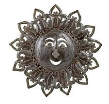 Heart Of The Sun, Haiitian Metal Wall Art, NEW!