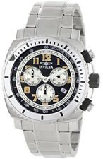 Invicta Men's 0616 II Collection Chrono Black Dial Watch #XmasBonus