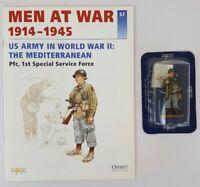 DelPrado Men at War - 57 - US Army in World War II: The Mediterranean - Pfc, 1st