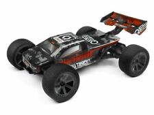 HPI Racing - Q32 Trophy Truggy Body, Clear