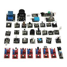 Ultimate 37 in 1 Arduino compatibile sensore Modulos Kit per MCU, Education