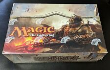 Magic MTG Zendikar Booster Box Factory Sealed English