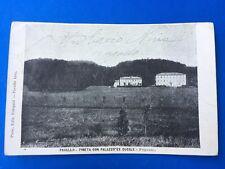 Cartolina Pavullo Frignano Modena Palazzo Ducale Ex Viaggiata 1903 Bompani