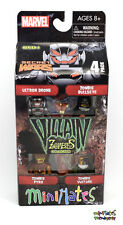 Marvel Minimates Zombies Villains # 3 Age of Ultron / Secret Wars Box Set