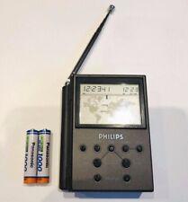 Philips AE3905  RadioVintage  monde de poche  en très bon état de fonctionnement