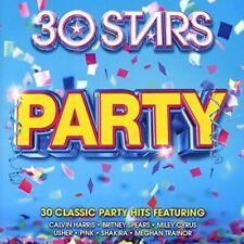 30 Classic Party Hits NEW 2CD Usher,Pink,Katy B,Ciara,Kesha,Run-DMC,Outkast ETC