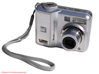 Kodak Easyshare C360 Digital Camera 5.0 Mega Pixels Aspheric 3x Optical Zoom