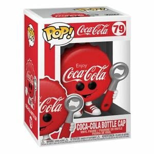 POP! COCA COLA 79 BOTTLE CAP 9CM VINYL FIGURE COKE IN STOCK