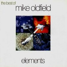 Mike Oldfield - Elements / THE BEST OF  Virgin Records CD 1993