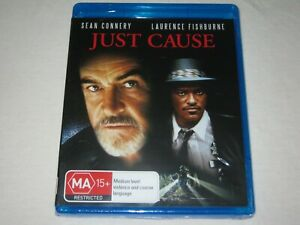 Just Cause - Sean Connery - Brand New & Sealed - Region B - Blu Ray