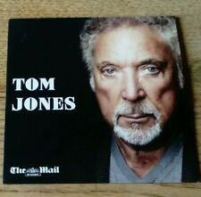 TOM JONES 14 Track Promo CD Album Delilah, Thunderball etc