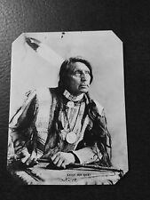Native American Chief Red Shirt tintype C968RP