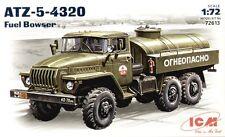 ICM 1/72 ATZ-5-4320 Fuel Bowser # 72613
