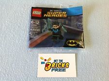Lego Super Heroes Polybag 30606 Nightwing New/Sealed/Retired/Hard to Find