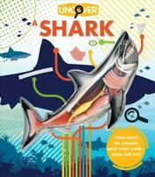 Uncover a Shark, Hardcover by Gordon, David George; Bonadonna, Davide (ILT); ...