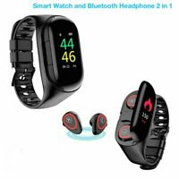 Smart Watch Heart Rate Blood Pressure Monitor Sports Bracelet for IOS Android
