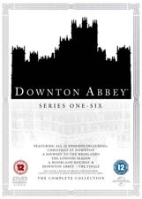 DOWNTON ABBEY Complete Collection Series 1-6 DVD Boxed Set Brand NEW 2016 R2