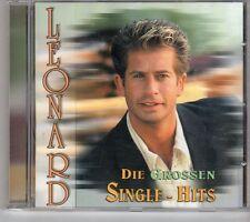 (GK800) Leonard, Die großen Single-Hits - 1998 CD