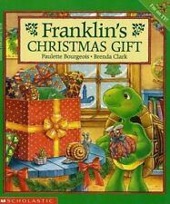 Franklin's Chrismtas Gift by Paulette Bourgeois * Brenda Clark  (1998)