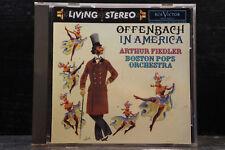 Offenbach - In America / Arthur Fiedler/Boston Pops Orchestra