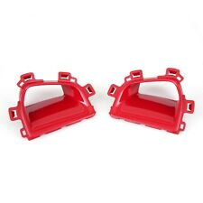 JCW GP2 Chilli Red Front Grille Air Intake Kit