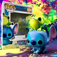 Stitch with Frog FYE Exclusive Disney Lilo & Stitch Funko POP! #986