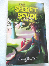 Enid Blyton THE SECRET SEVEN ADVENTURE sc 2006 small paperback