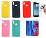 """Cover Custodia Rigida in Silicone Ultra Morbida Per Xiaomi Redmi Note 7 4G 6.3"""""""