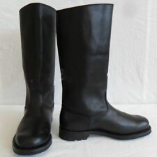 MILITARY WWII GERMAN ARMY EM COMBAT OFFICER BOOTS Men's Collection Sports Gear