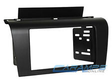 04-09 MAZDA 3 DOUBLE 2 DIN CAR STEREO RADIO CD PLAYER DASH KIT INSTALLATION TRIM