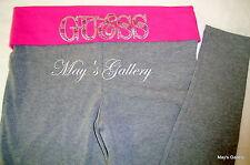 GUESS  Jeans Rhinestones Legging Leggings  Tight Pants skinny NWT Yoga  L