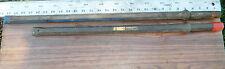 2 Jackhammer bit Carbide Tip Chisel width 27-30mm. 22mm Hex S L600-720 Sandvik