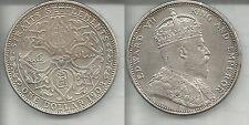 STRAITS SETTLEMENTS 1 DOLLARO 1903 B EDOARDO VII XF