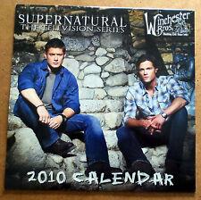 Supernatural Calendar 2010 DUO - Jensen Ackles & Jared Padalecki